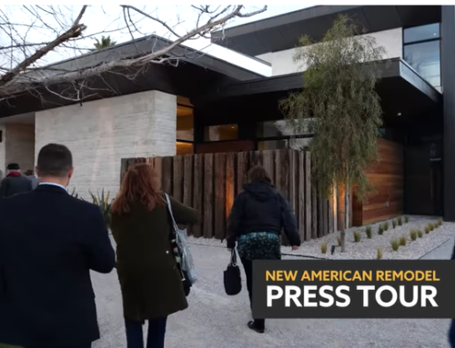 A Press Video of The New American Remodel
